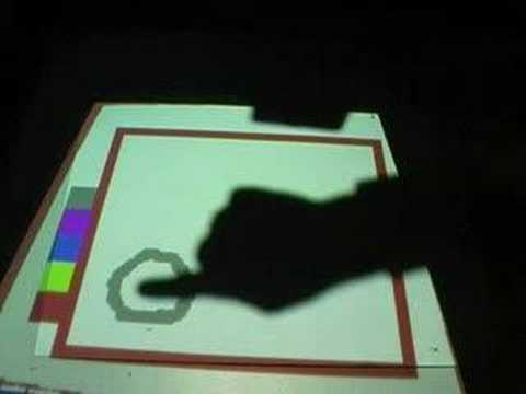Human Computer Interaction with Shadow