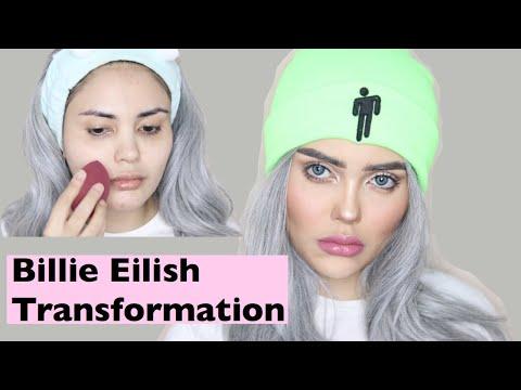 Billie Eilish Makeup Transformation | Bahasa