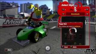 ModNation Racers Gameplay Walkthrough