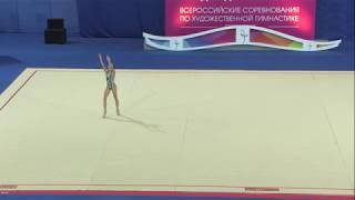 Лала Крамаренко - Скакалка 18.200