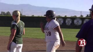 Ridgeview defeats Tehachapi 5-2 in softball action