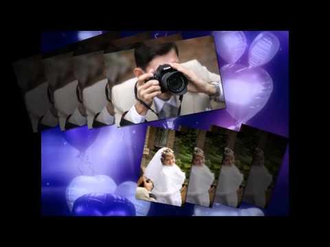 Поздравление мужу с годовщиной свадьбы (5 лет) (Видеоролики из Ваших фото и видео на заказ)