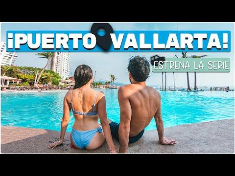 ¿Buscas HOTEL en PUERTO VALLARTA? 4K   Mira qué tiene MARRIOTT   Diana y Aaron (DyA) - ESPECIAL 2021