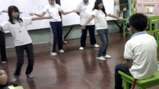 Uccp grade 6 class practicum dance figures in 2/4