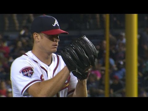 COL@ATL: Floyd fans seven, allows two runs over 6 2/3