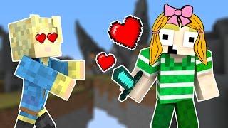 Dansk Minecraft - EMIL SOM PIGE!!
