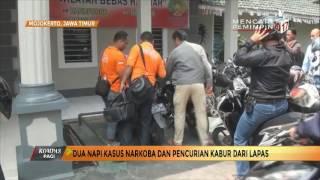 Video 2 Napi Narkoba Kabur dari Lapas di Mojokerto download MP3, 3GP, MP4, WEBM, AVI, FLV Oktober 2018