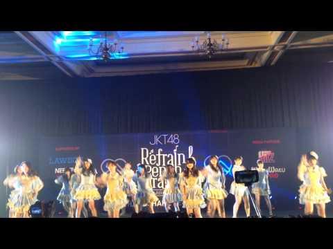 [fancam] JKT48 - HS Fest Refrain - Value Milikku Saja