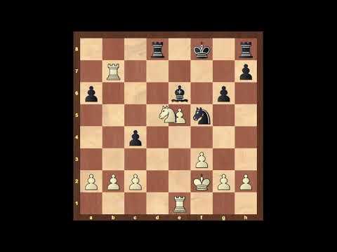 Stockfish 8 Vs Houdini 5 Pro (Game 1 - Chess Engine Battle)