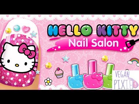 kitty nail salon samsung apple