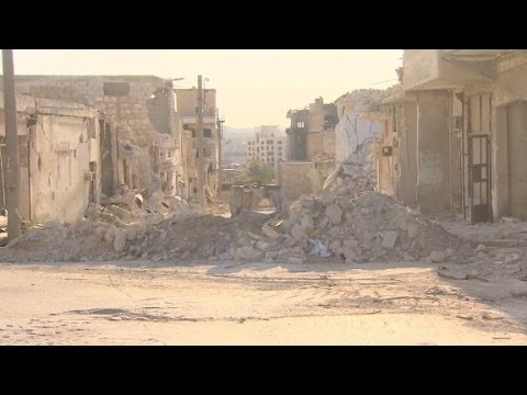 The UN works to deliver aid to Syria