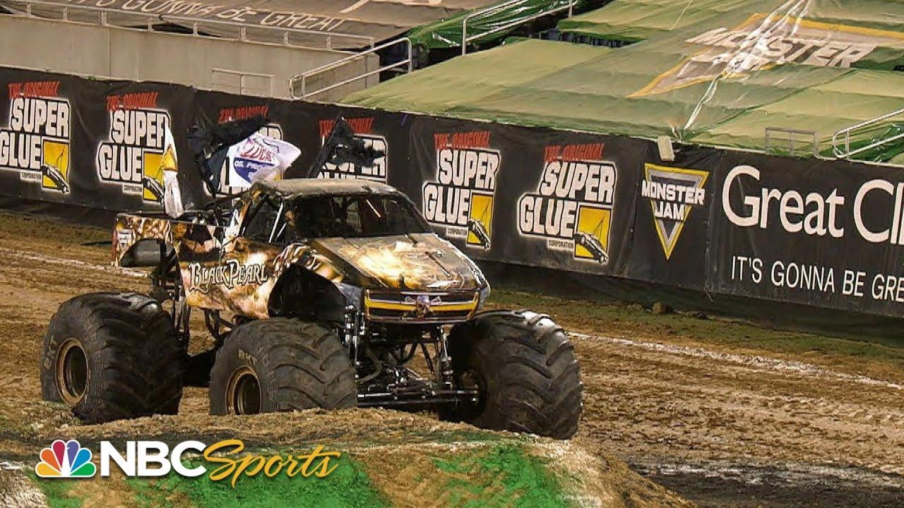 2021 Monster Jam: Orlando Round 8 | EXTENDED HIGHLIGHTS | 4/6/21 | Motorsports on NBC