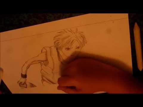 Speed Art : Dessin Manga (kuroko No Basket #2)