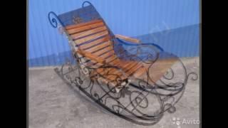 Кованые кресла качалки(, 2016-07-12T11:34:04.000Z)