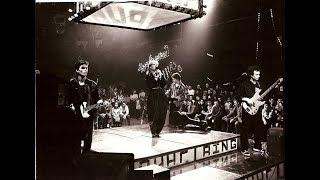 """Джоанна Стингрей, Курёхин и группа """"Кино"""" (Музыкальный Ринг 1987)"""