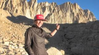 Mt. Whitney 4th of July- One Day Hike With Four Badass Chicks, (born in the usa)
