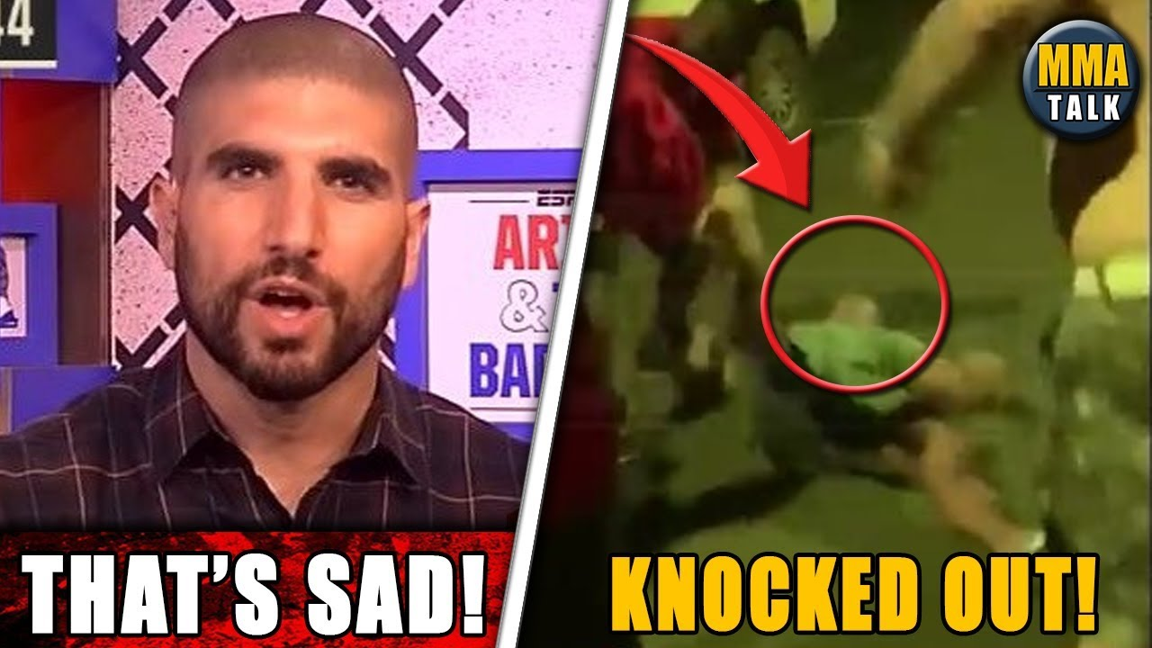 MMA Community React to BJ Penn Getting KO'd, Jones Responds to Blachowicz's Callout, Gall