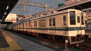 東武アーバンパークライン 岩槻駅 東武8000系