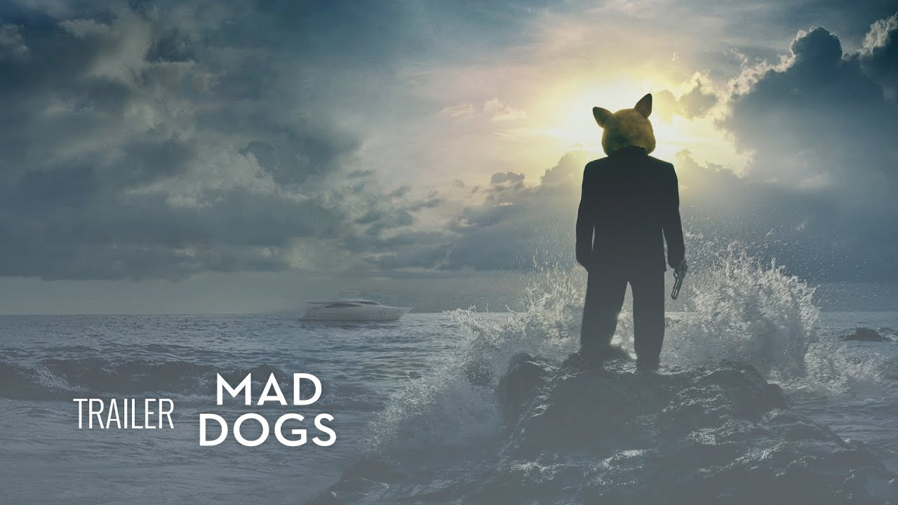 Amazon Show Mad Dogs