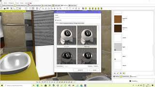 Utwórz realistyczne odwzorowania w Tilelook - jak zmienić materiały, oświetlenie, rozdzielczość