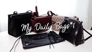 30대 직장인 내돈내산 데일리백❤️ 활용도 높은 가방 …