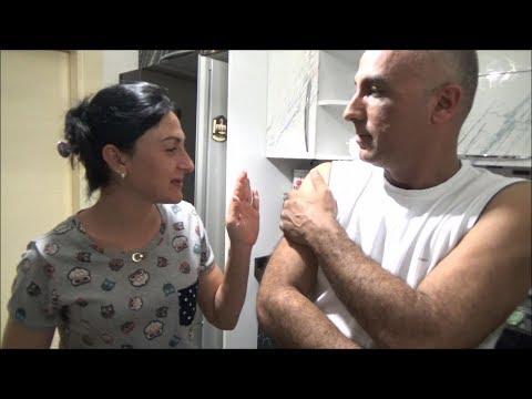 #GÜNLÜK VLOG 530#(HALILAR DEĞİŞTİ)(3 MALZEMELİ KOLAY TATLI)