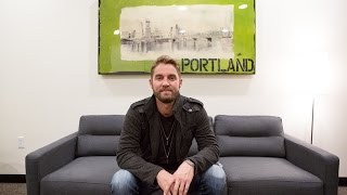 Brett Young Holiday Traditions
