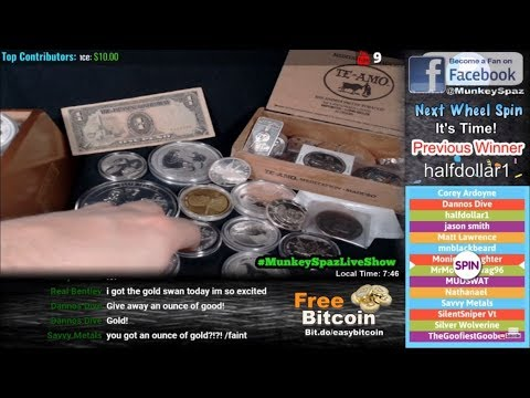 Live Silver Sunday | Ancient Coins Found in China!