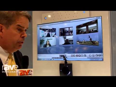 InfoComm 2014: ClearOne Shows Spontania Desktop Media Collaboration and COLLABORATE Media Appliance