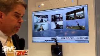 InfoComm 2014: ClearOne Shows Spontania Desktop Media Collaboration...