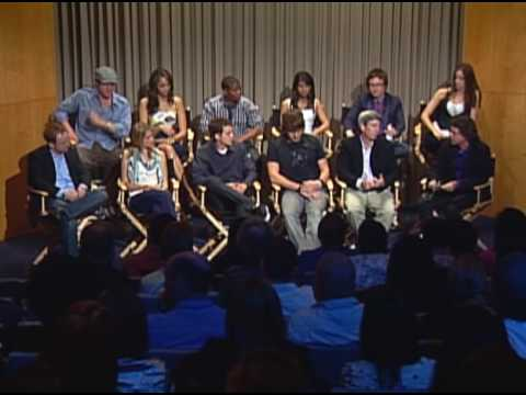 Greek - Too Edgy For ABC Family? (Paley Center)