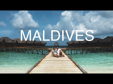 Awesome Maldives Travel Video | SJCAM 5000+
