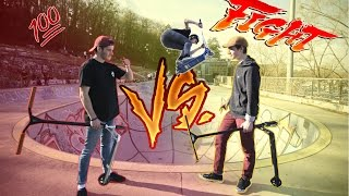 GAME OF SCOOT | MATHIS MORETTI VS KEANU PETRINI [FR]