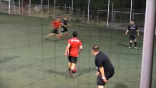 Franco Escamilla.- 1er Tiempo Partido Diablo Squad vs Emparrillados (Narración de La Mole)