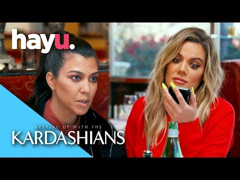 Khloe Pulls A Prank on 'Indecisive' Kourtney! | Keeping Up With The Kardashians
