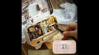 DIY Box Theater Mini poppenhuisjes van aliexpress - Product review