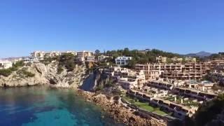 Phantom 3 Drone Santa Ponca Mallorca Water