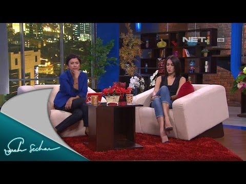 Sarah Sechan - Sophia Muller kerja bareng Indra Lesmana di proyek film