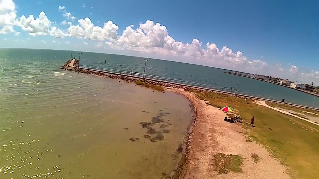 Rockport Tx Slow Beach Cruise