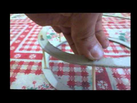 Tutorial como hacer una rueda de la fortuna casera youtube - Como hacer una mosquitera casera ...