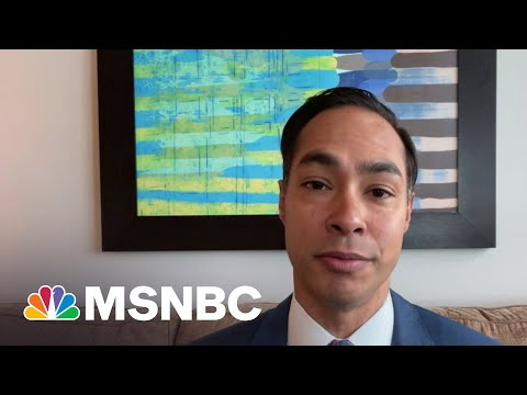 Castro: Democrats 'Cannot Take Latinos Or Other Groups For Granted'