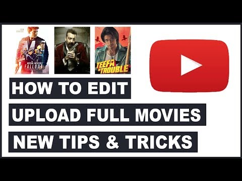 how-to-edit-movies-for-uploading-on-youtube-without-copyright-strike-|-secret-tricks-2018