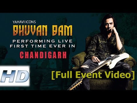 BB Ki Vines- | Bhuvan Bam's Chandigarh Tour | Full Event Video