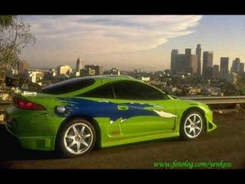 sound cars fast and furious 2001 youtube. Black Bedroom Furniture Sets. Home Design Ideas