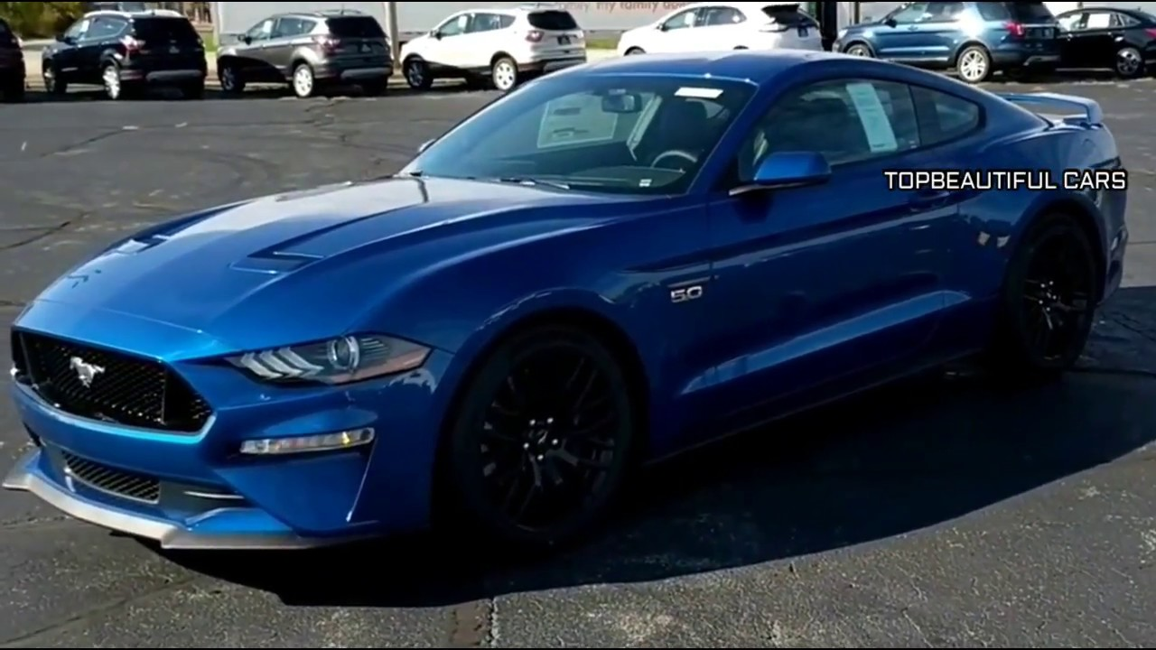 2019 ford mustang gt review interior exterior and testdrive