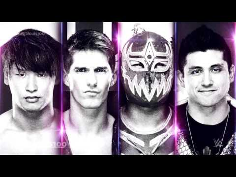 """2016: WWE Cruiserweight Classic Finale Promo Theme Song - """"Revolution"""" with download link"""