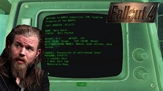 FALLOUT 4 Easter Egg - Sons Of Anarchy Opie Winston Reference!