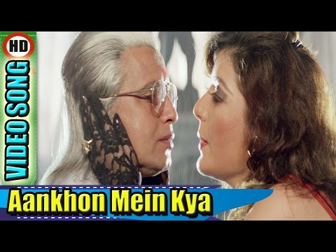 Aankhon Mein Kya Hai  HD Song   Mithun Chakraborty  Sonu Walia  Jallad Movie