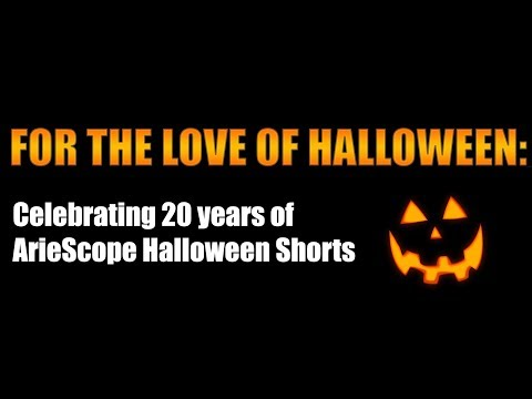 FOR THE LOVE OF HALLOWEEN ArieScope Documentary