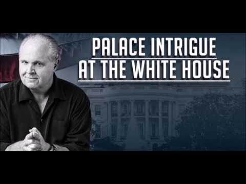 Bannon, Jared, Goldman Sachs and Palace Intrigue at the White House (LImbaugh)